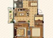 A, 商住, 建筑面积约105.00平米